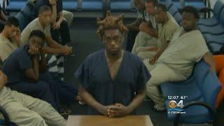 Rapper Kodak Black Jailed On Multiple Charges