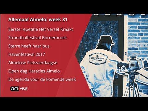 Allemaal Almelo week 31, augustus 2017