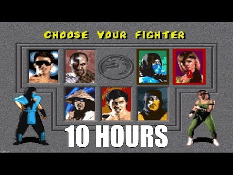 Mortal Kombat 1 - Character Select Theme Extended (SNES) (10 Hours)