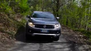Nuovo Fiat Fullback test drive 2016