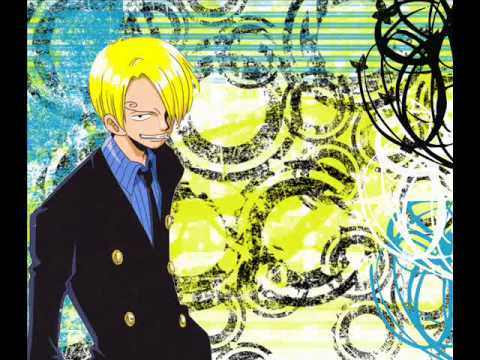 one piece character songs sanji