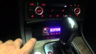Музыка в Volkswagen Touareg: подключение к штатной магнитоле по оптике(, 2015-10-14T17:14:50.000Z)