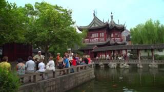 Надо видеть. Нужно знать. Шанхай #7. Сад Юй Юань(Сад Юй Юань – прекрасный образец старинной китайской классической пейзажной архитектуры, включенный в..., 2017-01-01T23:46:02.000Z)