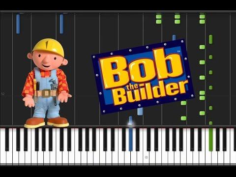 Bob The Builder - Theme Song
