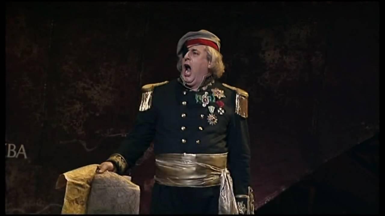 Ария кутузова из оперы война и мир скачать