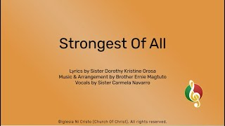 Strongest Of All