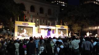 Quit playing games with my heart - Backstreet Boys (Live at Union Square)