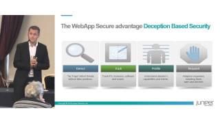 "RASMUS ANDERSEN - ""Next Generation Firewalls with security intelligence - hacker's worst nightmare"""
