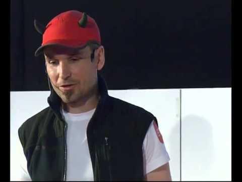 Věřit v nejlepší, pokoušet se o nemožné: René Kujan at TEDxPrague 2013