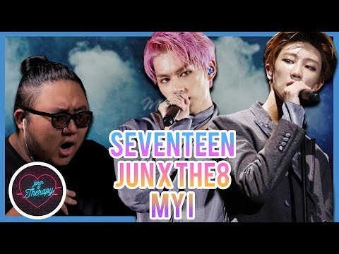 """Producer Reacts to SEVENTEEN Jun x The8 """"My I"""""""