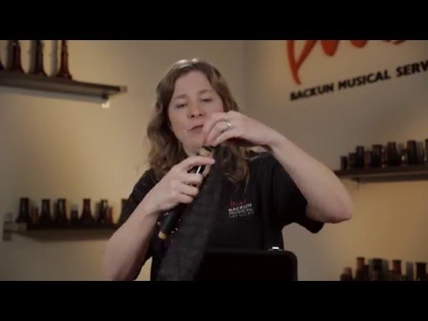 Clarinet Maintenance 101: Proper Cleaning and Swabbing | Backun Educator Series