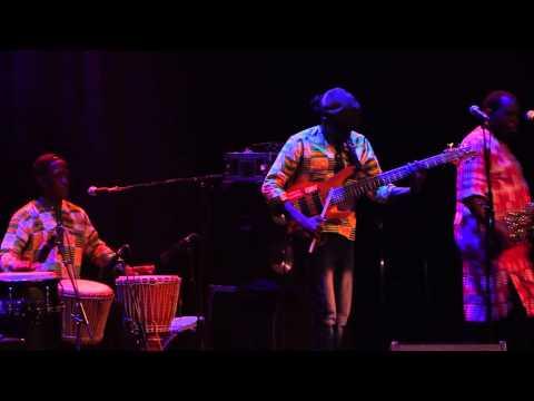 Mamadou Barry « African Five » / Le Rocher de Palmer - Cenon