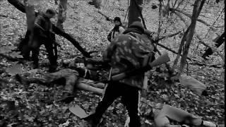 Мой фильм чёрно бел трупы