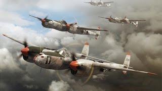 Lockheed P-38f Lightning - Gimme Some Lightning