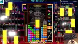 Tetris 99 (Donkey Kong) Pro Lobbies - Stream Snipe League