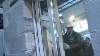 Монтаж ПВХ окна по ГОСТ 30971-2002 с Робибанд. Ч.6