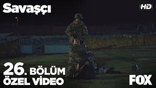 Kürşat Teğmen, çatışmada vurulan Çiğdem Teğmen'in yanında! Savaşçı 26. Bölüm