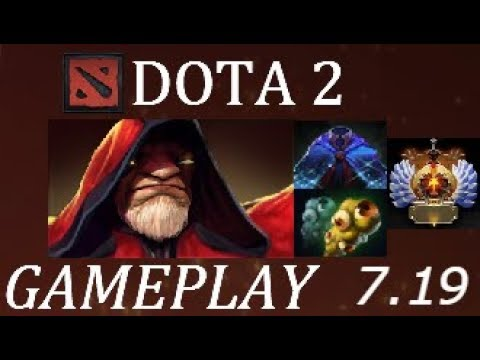 Dota 2 THE POWER OF WARLOCK!! Ranked Gameplay [IMMORTAL]