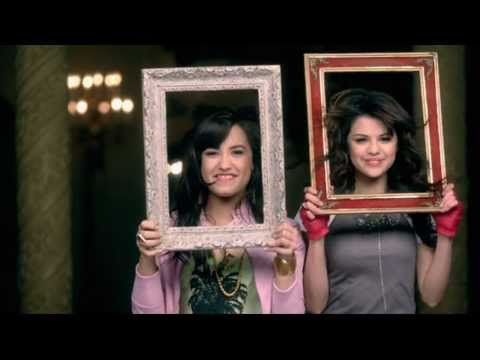 Demi Lovato & Selena Gomez  One And The Same  Music  1080p HD