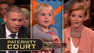 Woman Flip Flops On Who The Real Father Is (Full Episode)   Paternity Court