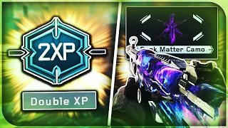 "GRINDING ""DOUBLE XP"" & ""DARK MATTER"" in BLACK OPS 3! (Black Ops 3 Multiplayer)"