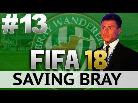 FIFA 18 | Saving Bray | #13 | The Unlikely Hero