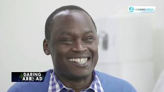 How I became a Robotics  Expert in South Korea - Dr. Wilfred Odoyo