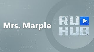 Mrs. Marple | RuHub: «Прошлое, настоящее, будущее»