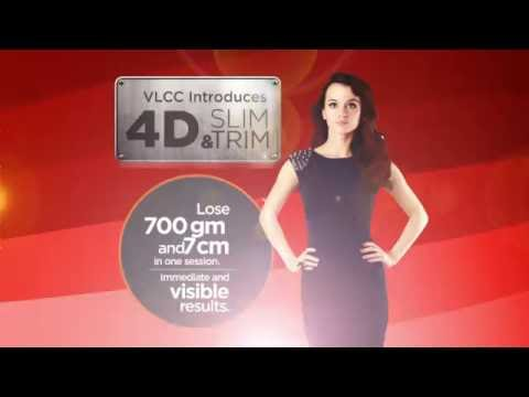 VLCC's New 4D Slim and Trim Treatment