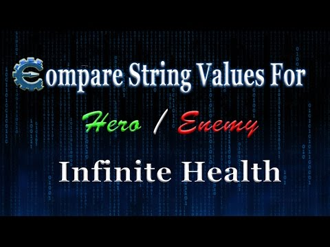 Comparing Strings For Inf Health and Adding Float Values