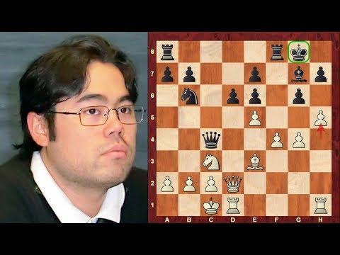 Amazing Chess Game : Hikaru Nakamura vs Ray Robson ...