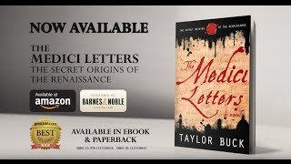 The Medici Letters Book Trailer