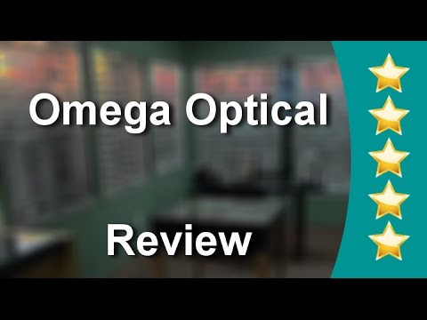 Omega Optical Philadelphia  Impressive  Five Star Review by Jackie T.