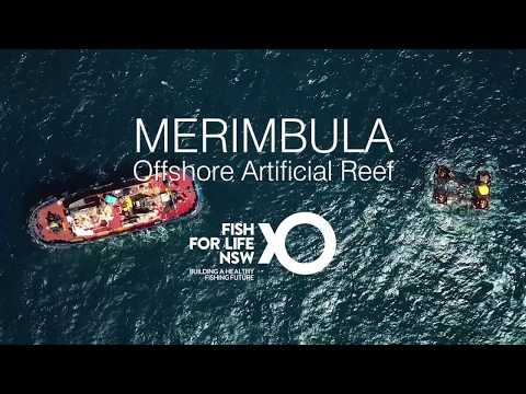 Merimbula Bay Offshore Artificial Reef