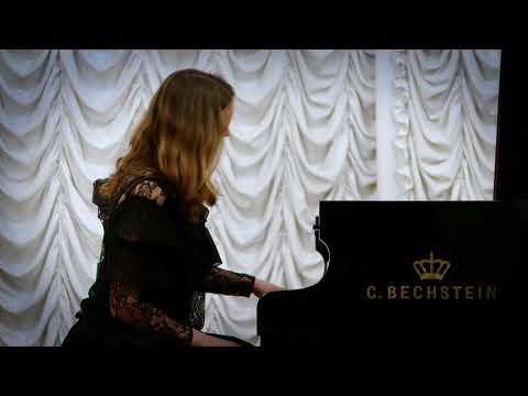 Chopin-Godowskij Etude №6 Op.10 For The Left Hand Alone