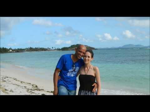Grenadines Islands 2016 Bertho & Milena