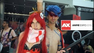 Download lagu Anime Expo 2019 Awesome Cosplay MP3
