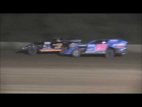 AMRA Modified Feature from Legendary Hilltop Speedway, August 19th, 2016.