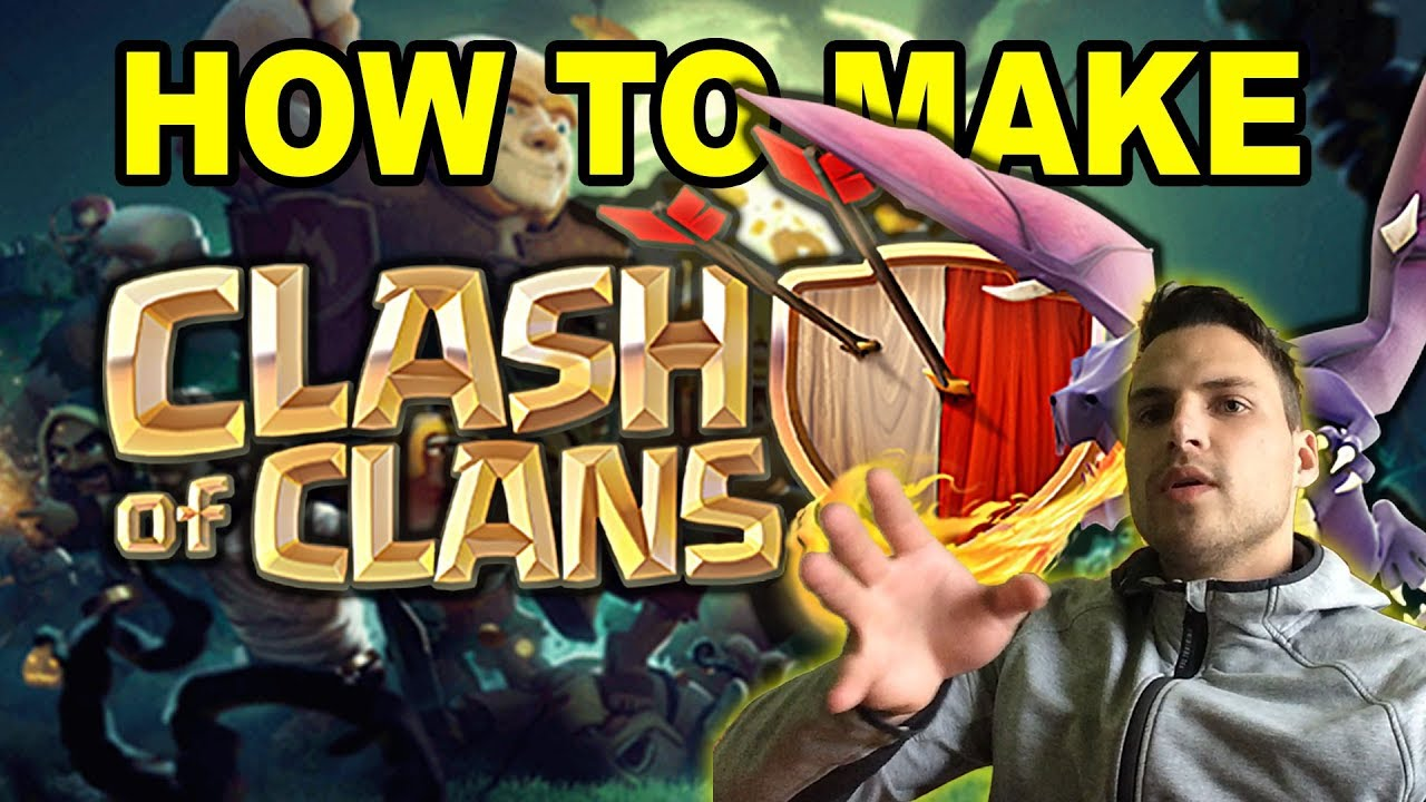 How to Make a Game Like Clash Of Clans or COC - Build a ...