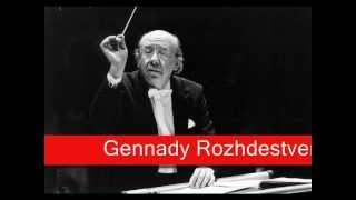 Gennady Rozhdestvensky: Dvořák - Symphony No. 2, 'Allegro con moto'(, 2012-09-25T10:27:09.000Z)