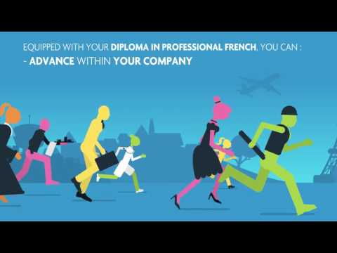 Stand out with a Business French Diploma!