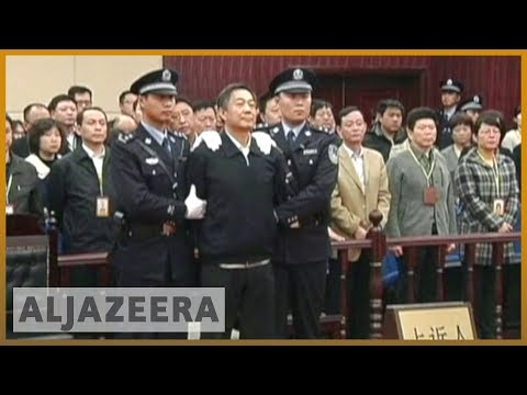 🇨🇳 Chinese official pleads guilty to corruption, abuse of power | Al Jazeera English