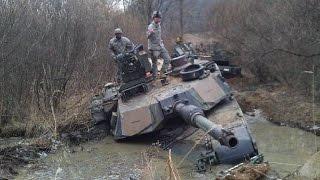 Генерал США Мюррей признал танки Абрамс  устаревшими по сравнению с Т-90.