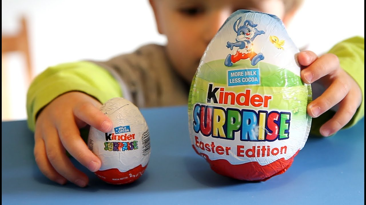 Kinder Egg Illegal Youtube Fan Channels Unwrap 500m Views For Kinder Eggs