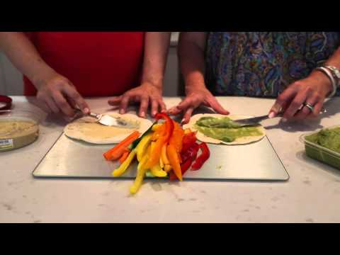 Social Common - Veggie Roll Ups