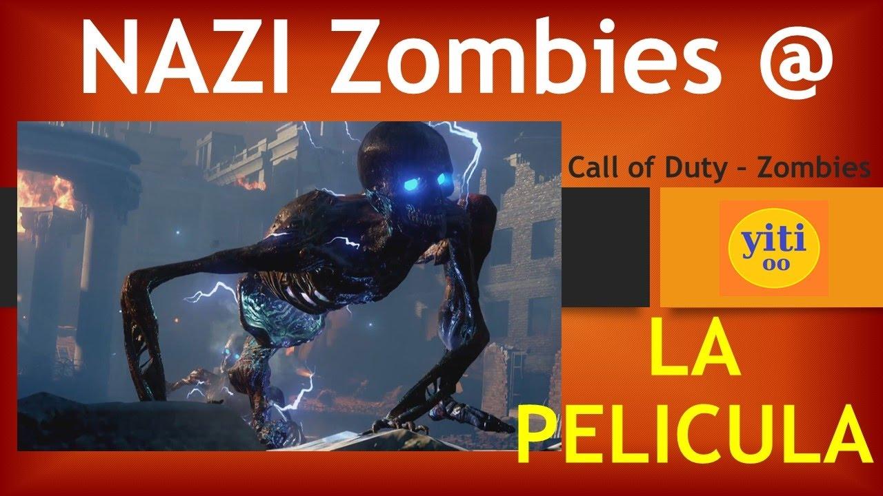 Ver NAZZI ZOMBIES BO3. La Pelicula (2/2). Zombies Chronicles. en Español