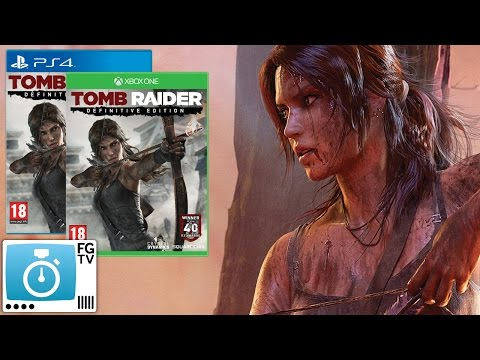 3 Minute Guide: Tomb Raider Definitive Edition (PEGI 18+)