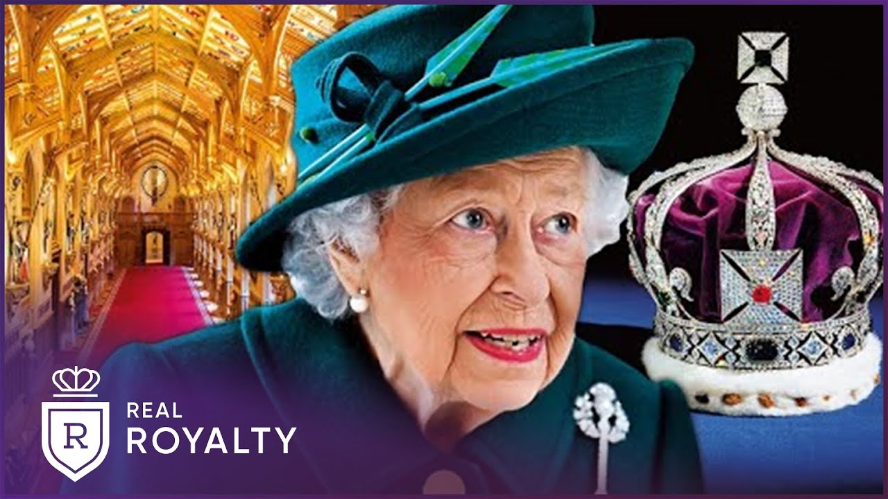 A Closer Look At The Queen's Treasures   Queen And Country   Real Royalty