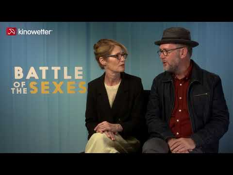 Interview  Valerie Faris, & Jonathan Dayton  BATTLE OF THE SEXES