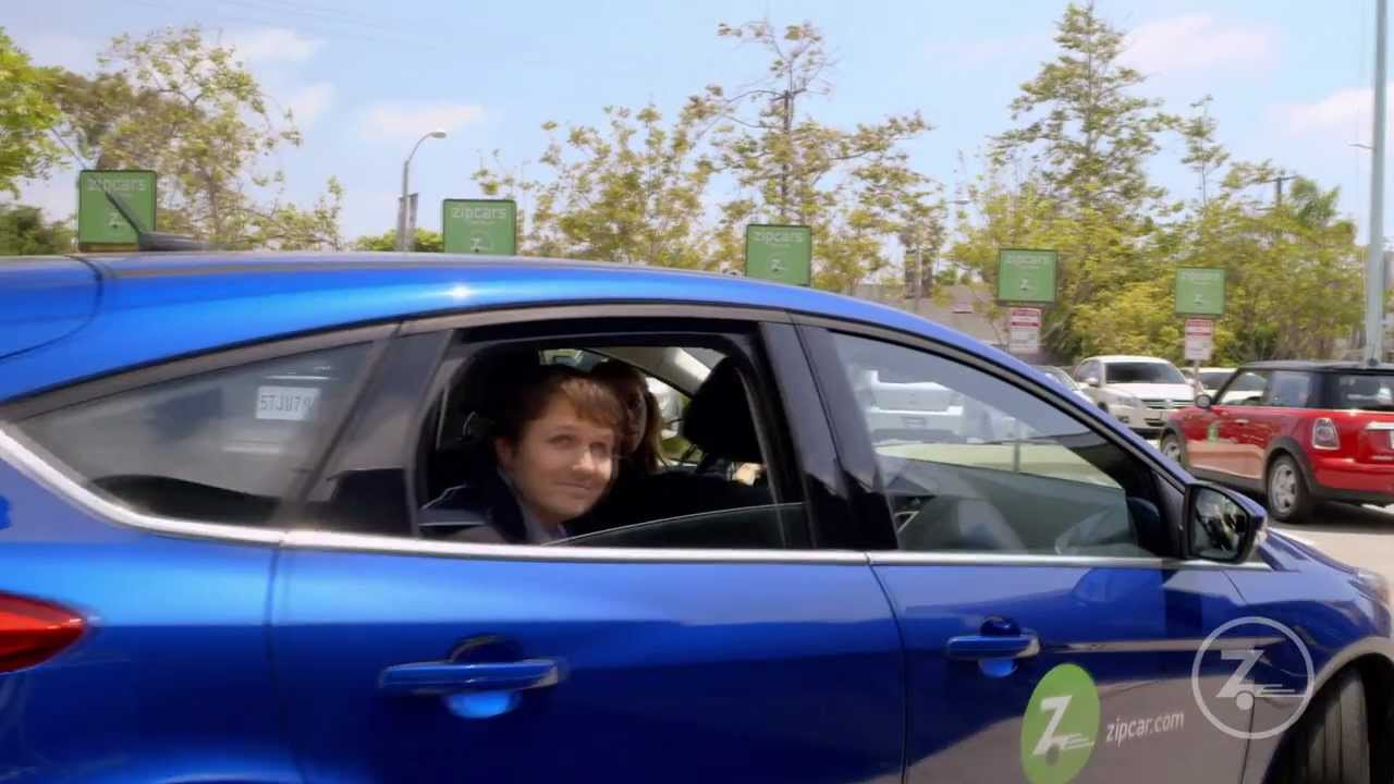 Using A Zipcar Get To Know Your Zipcar Youtube